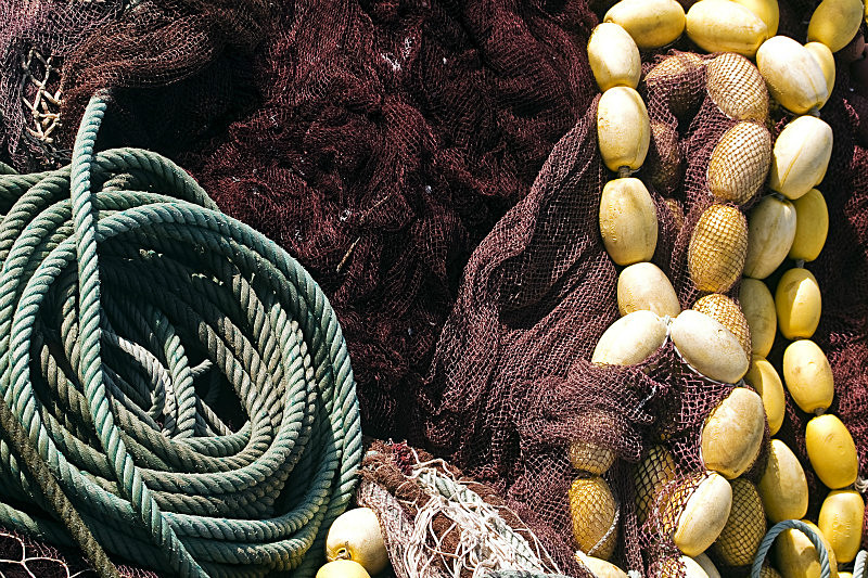 Nets and Floats - Boats