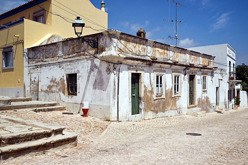 Old House- Moncarapacho - Urban and Ancient