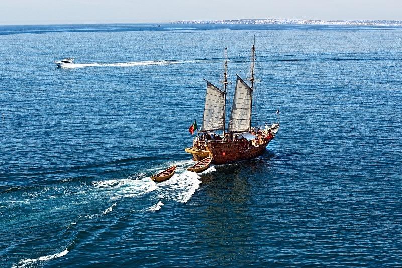 Santa Bernada - Boats