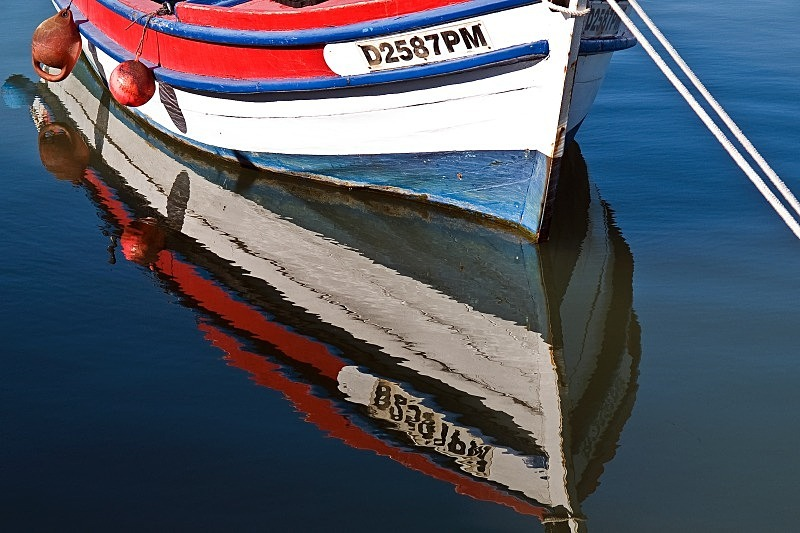 Reflection 2 - Boats