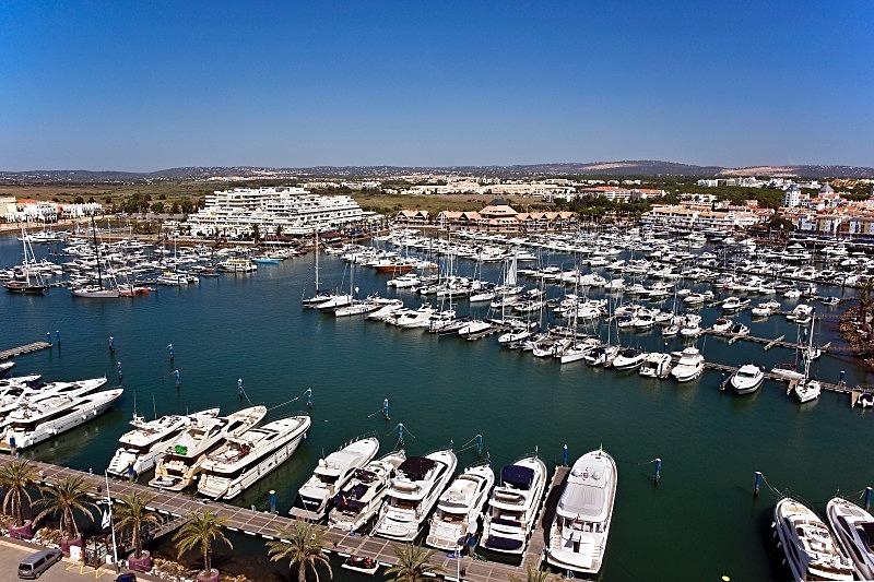 Vilamoura Marina - Boats