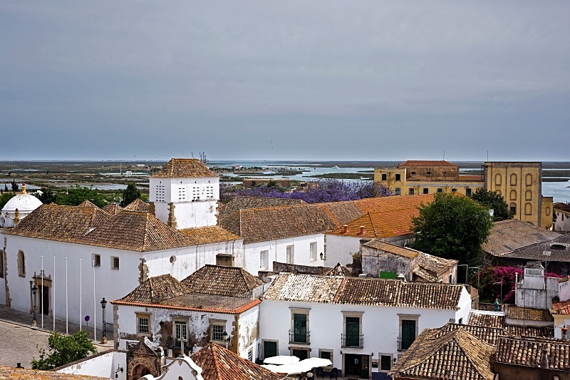 Tradional Roofs-Faro - Urban and Ancient