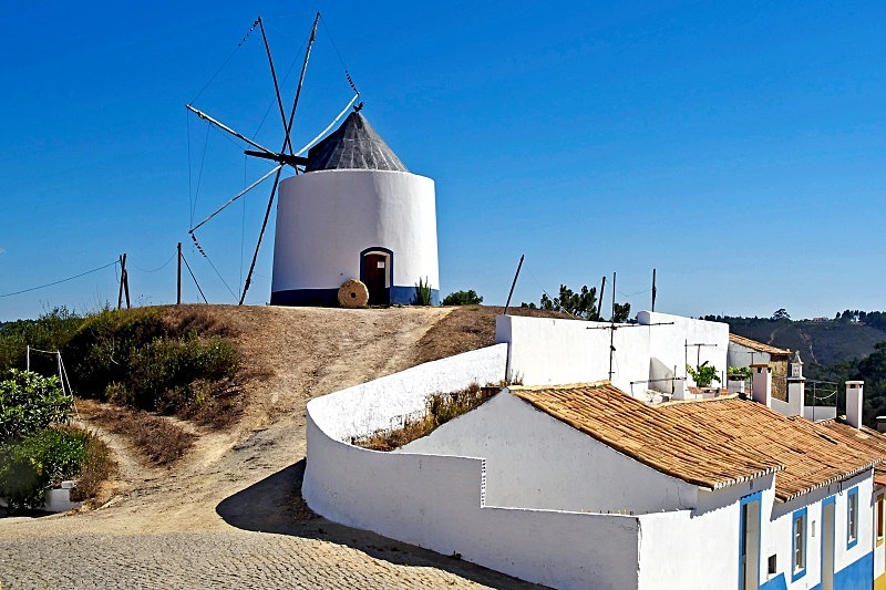 Windmill-Odeceixe - Urban and Ancient