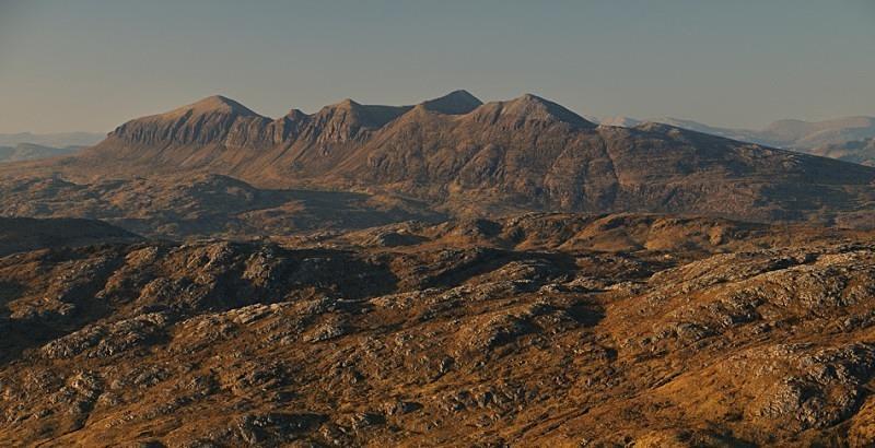 Quinag - Assynt & the North