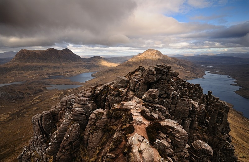 Walk on Air - Assynt & the North