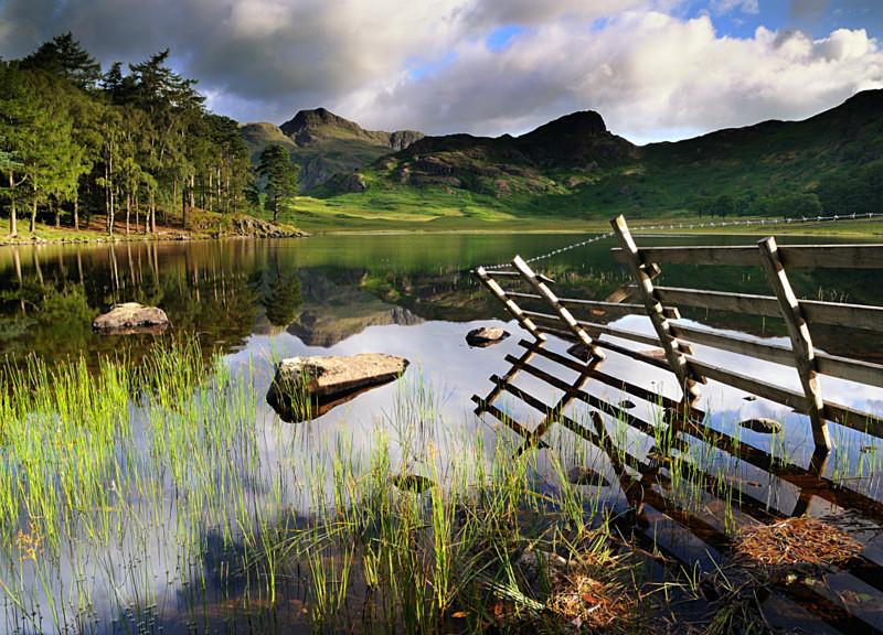 Summer Silence - Lakes, Tarns and Waters