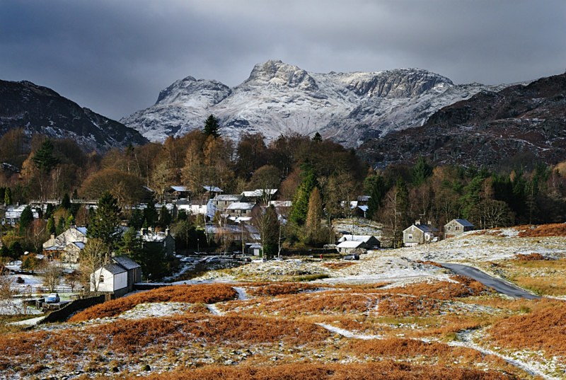 Lakeland Winter - Rivers and Valleys