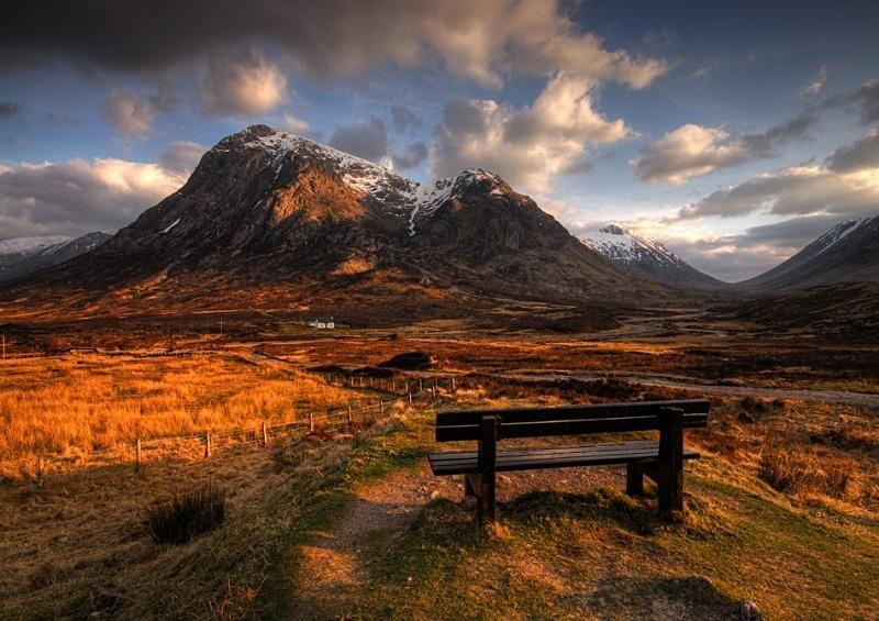 Sit & Relax - Rannoch Moor