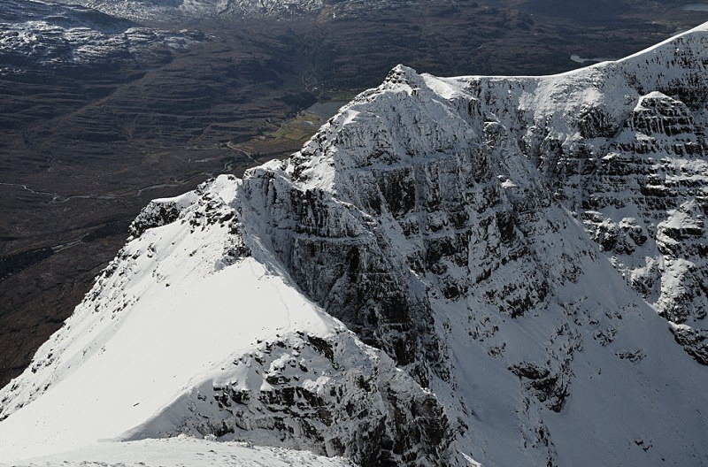 The Pinnacles - Torridon