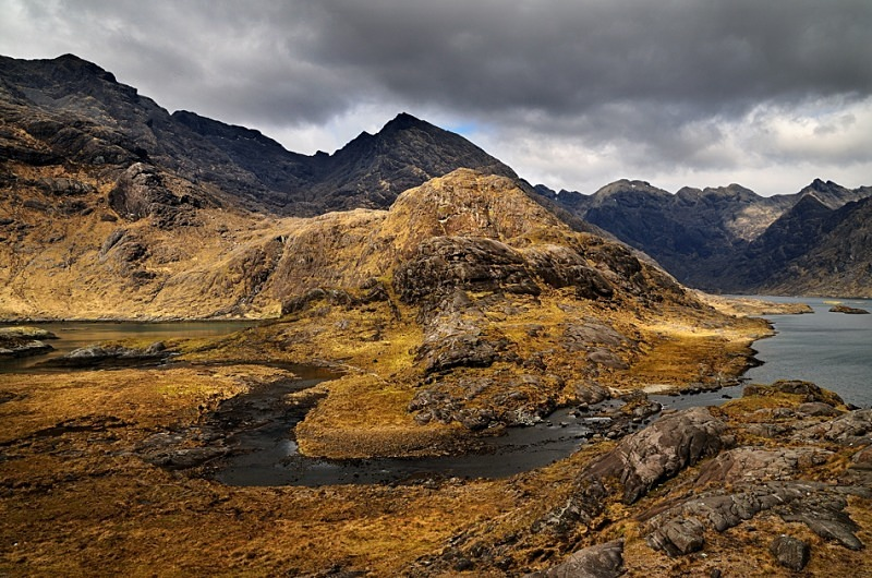 Rough bounds of Coruisk - Skye