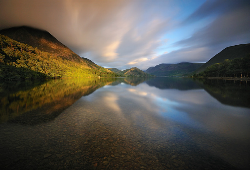 Crummock Water II - Lakes, Tarns and Waters
