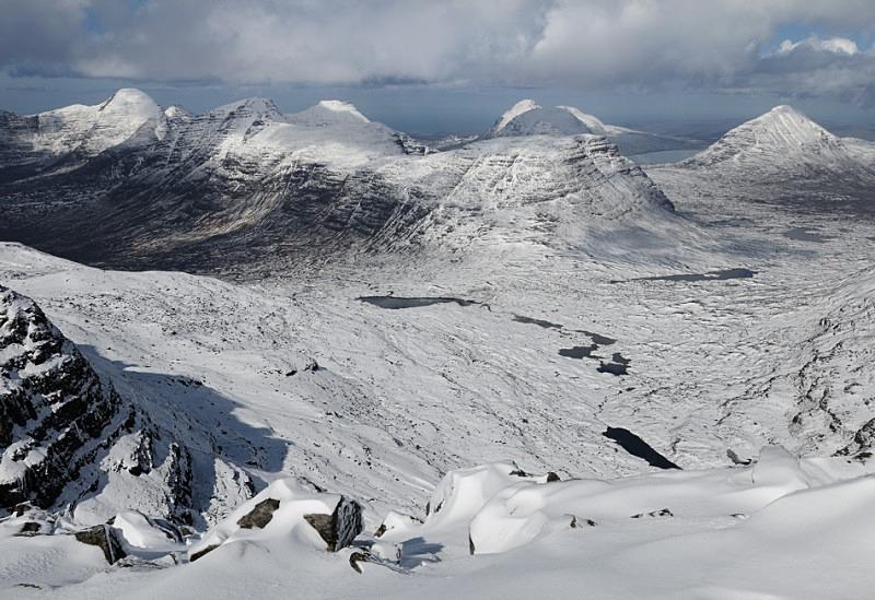 Hills of Wester Ross - Torridon