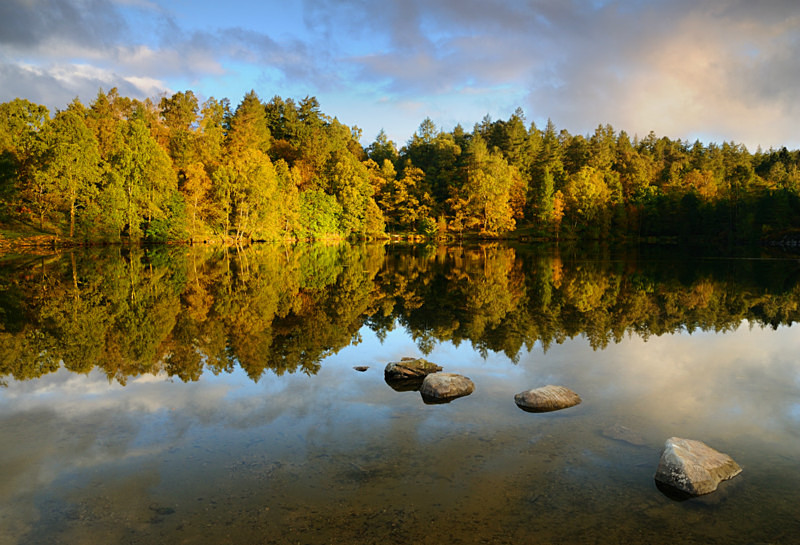 Step into Autumn - Lakes, Tarns and Waters