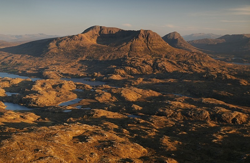 Cul Mor - Assynt & the North