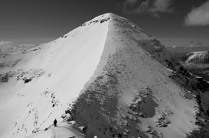 Man v Mountain - Torridon