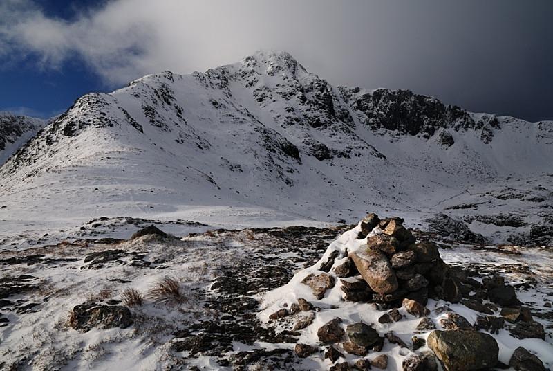 Stob Coire nan Lochan - Glen Coe