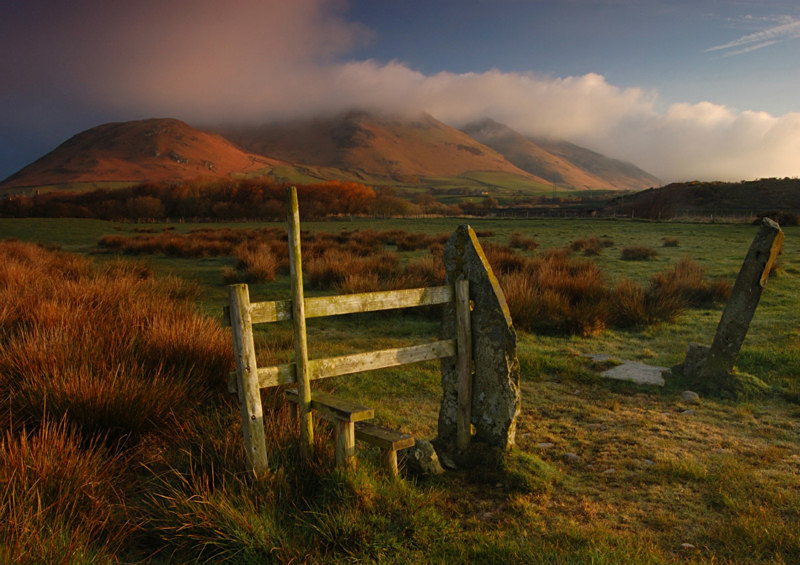 Stile and Stoops - Mountains and Fells