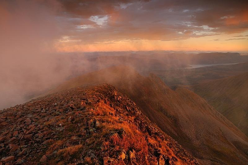 Sunrise CMD - Ben Nevis area