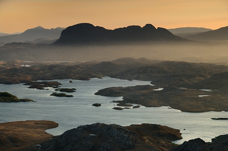 Suilven Slumber - Assynt & the North