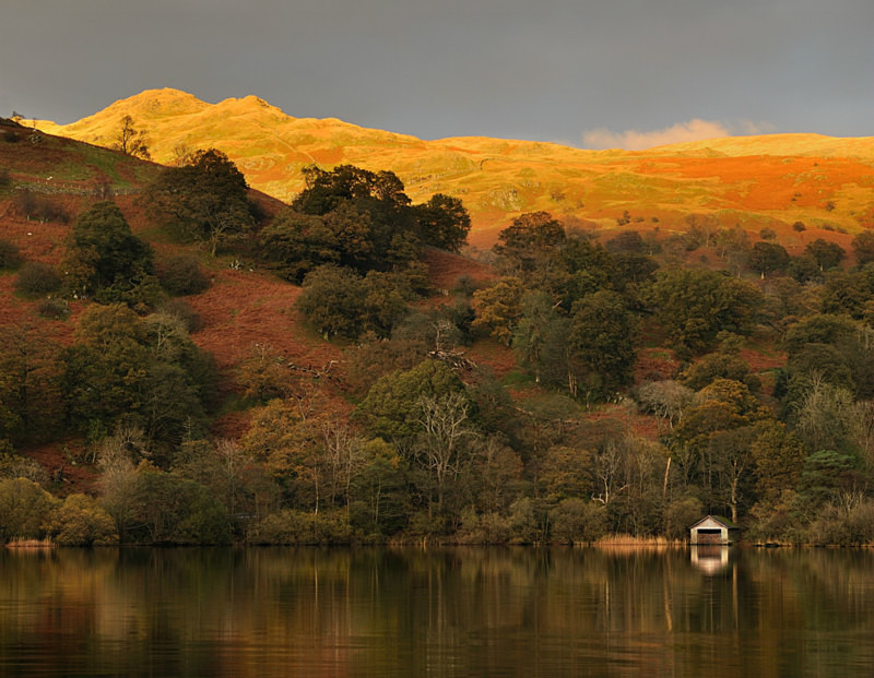 Rydal Boathouse - Lakes, Tarns and Waters