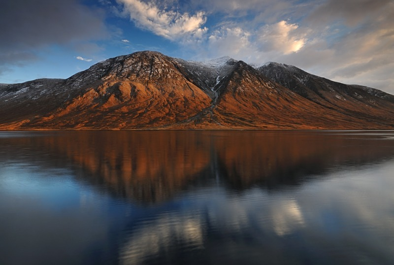 Starav Sundown - Glen Etive