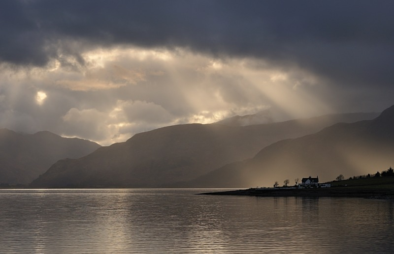Loch Linnhe - Other areas