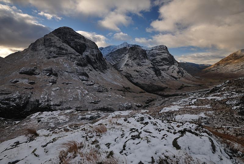 Snow Sisters - Glen Coe