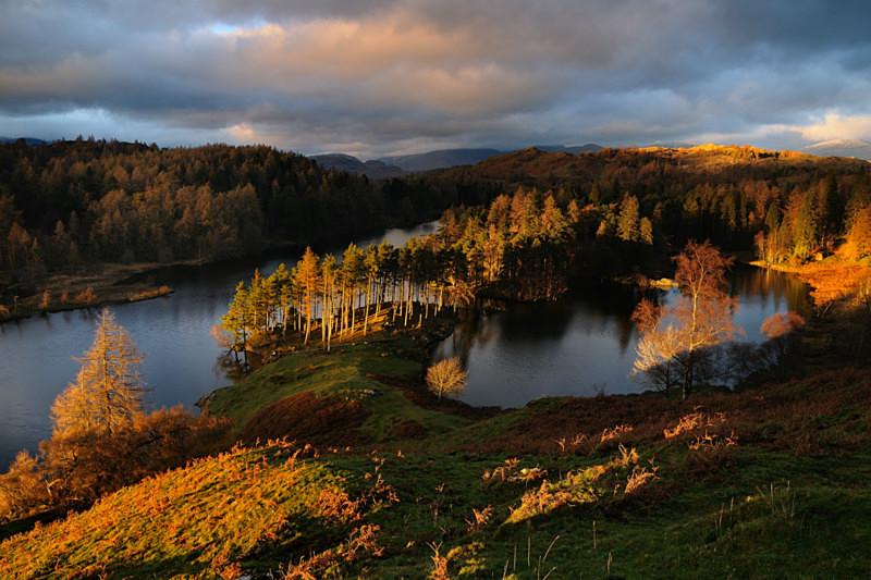 Autumn Almanac - Lakes, Tarns and Waters