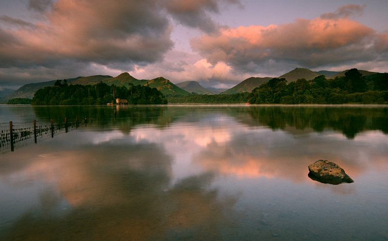 Derwent Dawn - Lakes, Tarns and Waters