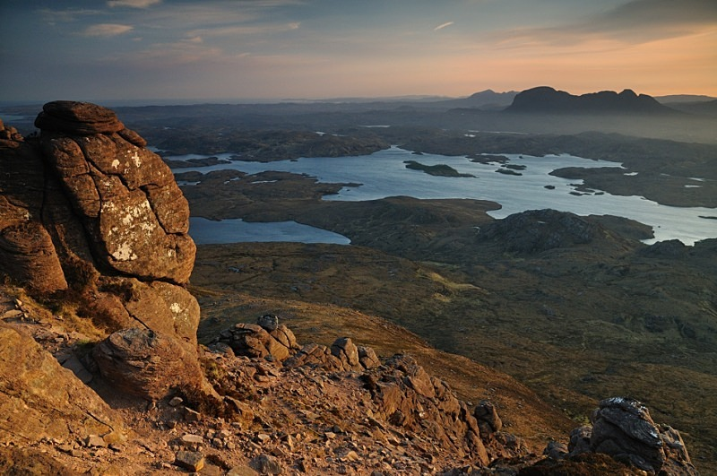 Rock to Rock - Assynt & the North