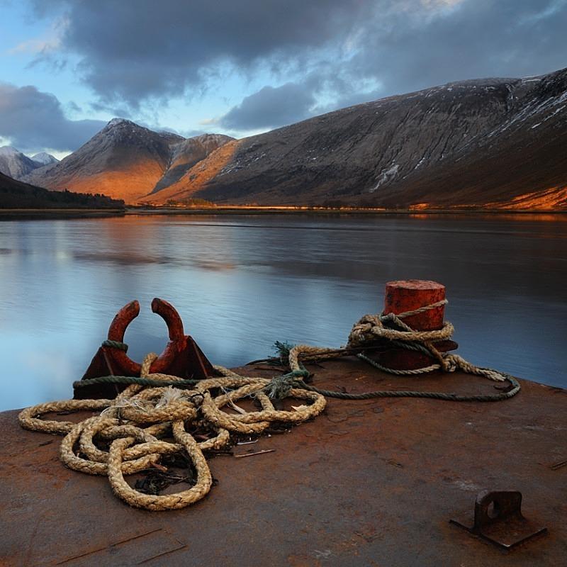 Rope & Rust - Glen Etive