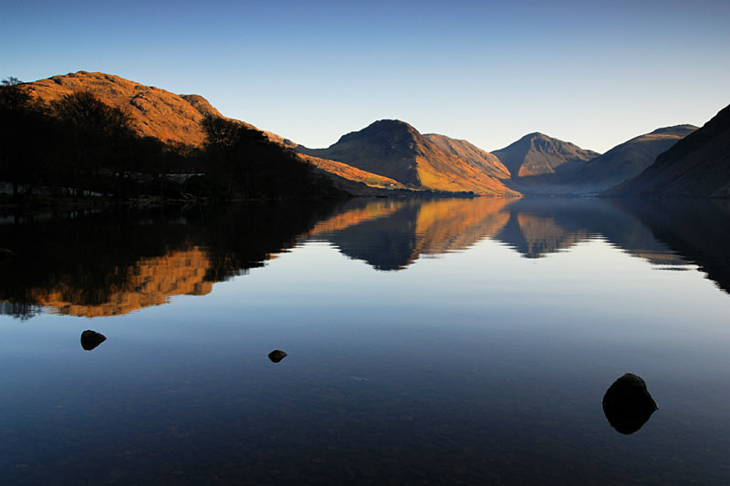 Wasdale Light - Lakes, Tarns and Waters