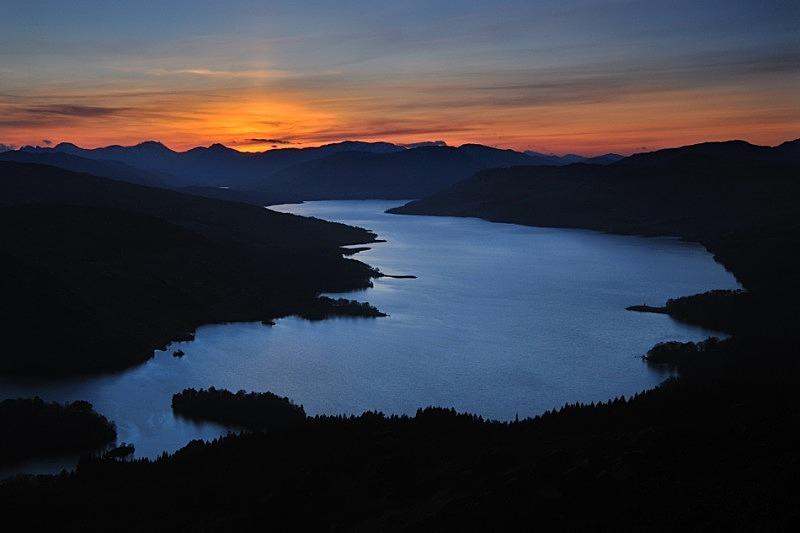 Loch Katrine - Arrochar & Lomond