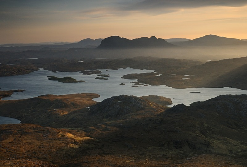 Sleeping Dragon - Assynt & the North