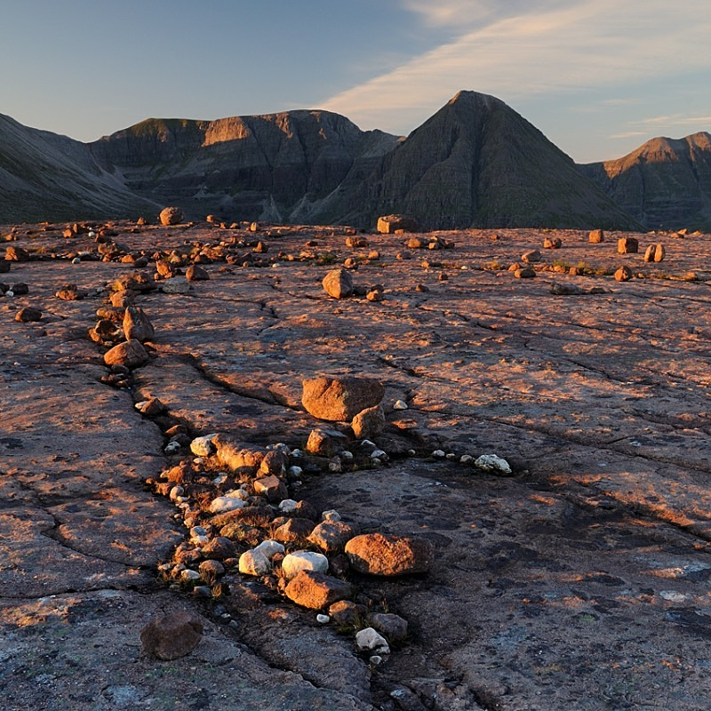 Moonscape - Torridon