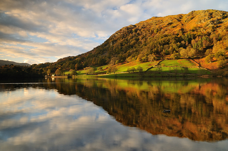 Rydal Water - Lakes, Tarns and Waters