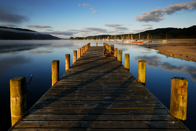 Summer Launch - Lakes, Tarns and Waters