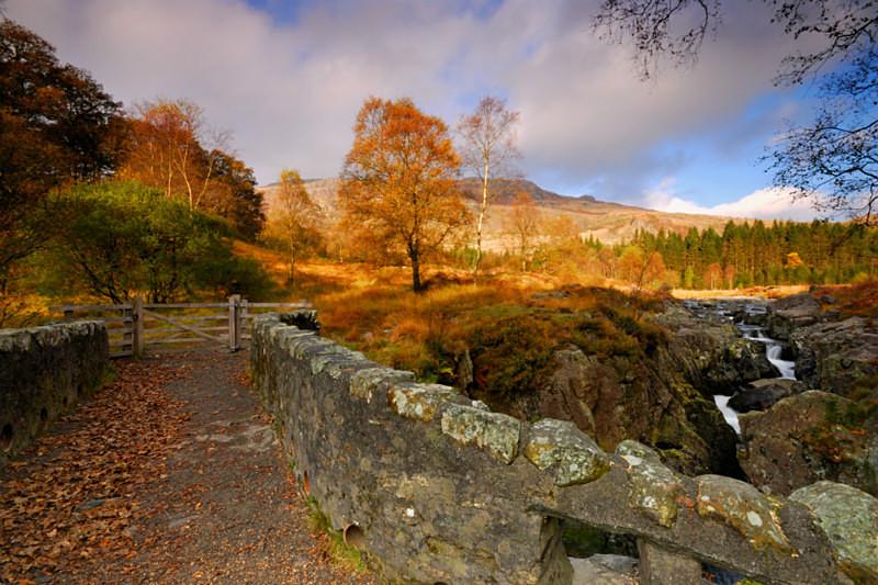 Birks-Bridge - Rivers and Valleys