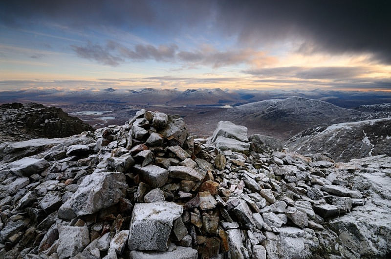 Beyond the Summit - Rannoch Moor