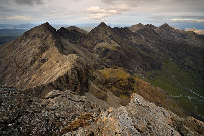 Relentless Ridge - Skye
