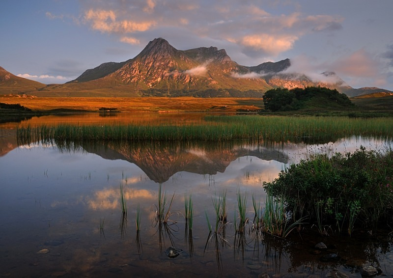 Lochan Hakel - Assynt & the North
