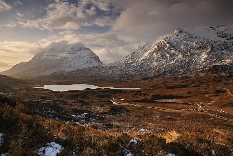 The Luminous Glen - Torridon