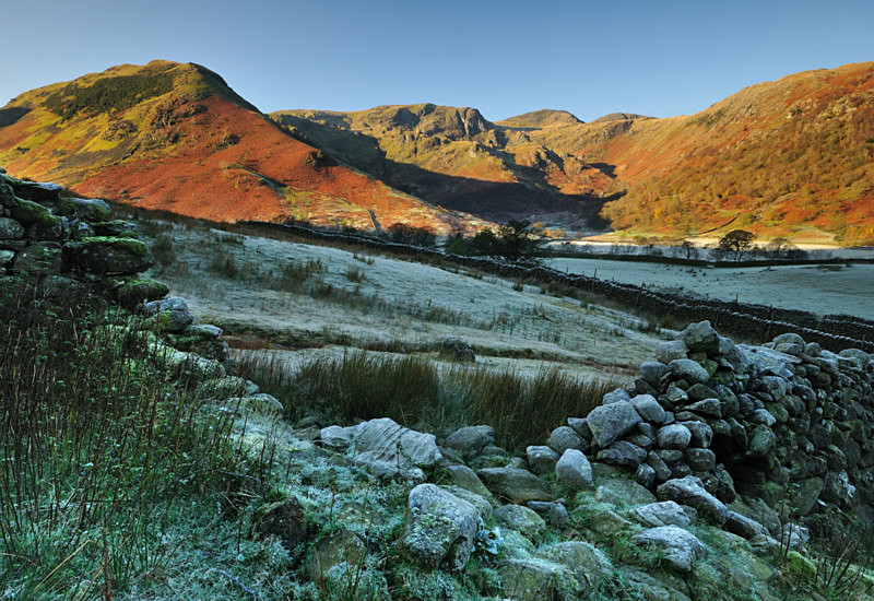 Dovedale - Rivers and Valleys