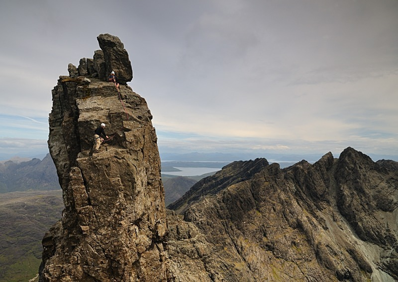 The In Pinn - Skye