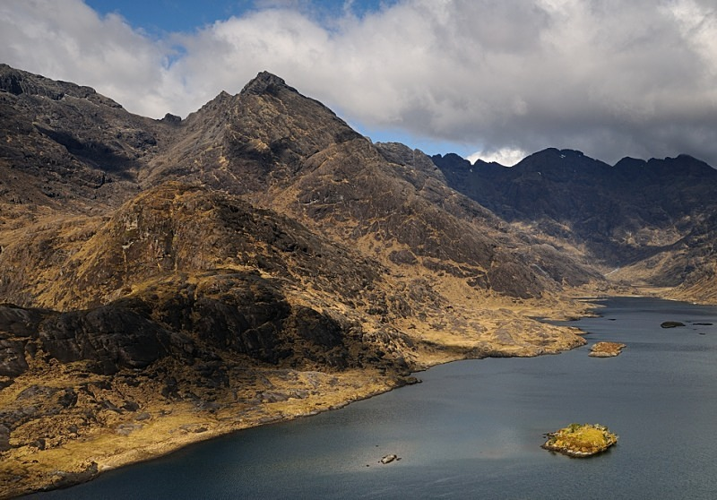 The Dubh Ridge - Skye