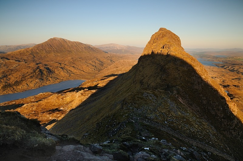 Canisp & Suilven - Assynt & the North
