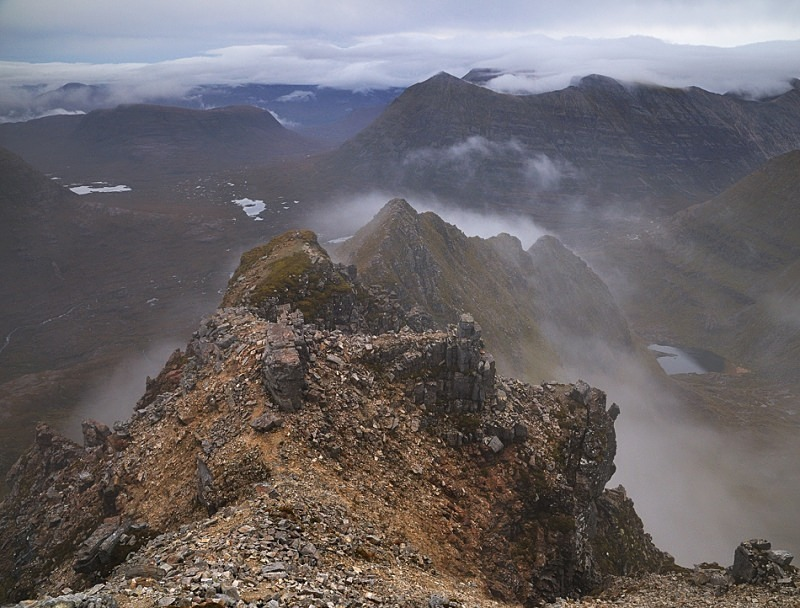 Northern Pinnacles - Torridon