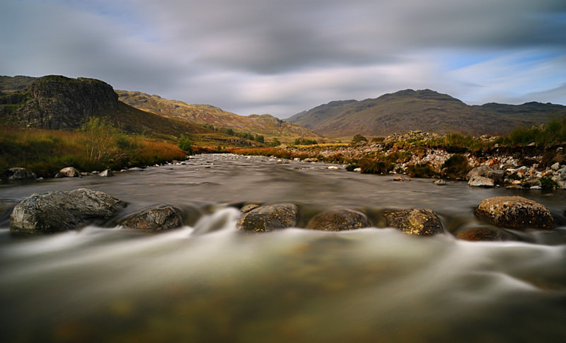 Stepping Stones - Rivers and Valleys
