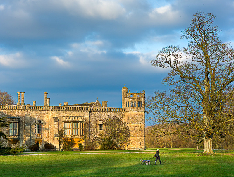 Lacock Abbey - Keith Mercer LRPS