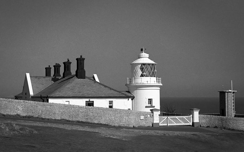 Anvil Point Lighthouse - Keith Mercer LRPS